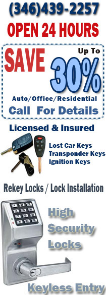 Lost Keys TX